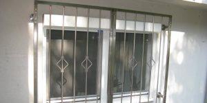 Stalmach Fenstergitter Nr. SS 1 Drehbar