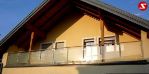 Balkon- & Terrassengeländer Nr. GP 1