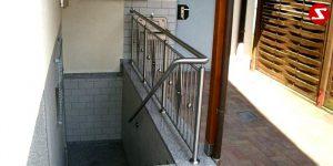 Balkon- & Terrassengeländer Nr. SS 13