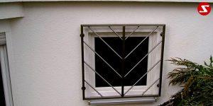 Fenstergitter-Nr.-DS 1