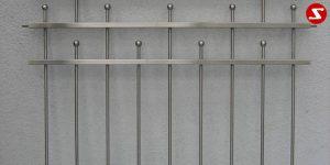 Fenstergitter sind eine gute Einbruchsicherheit. Fenstergitter als Einbruchschutz bestellen. Einbruchschutz mit senkrechten Sprossen kaufen. Einbruchschutz mit vertikalem Reling bestellen. Bestellen Sie günstig Fenstergitter. Unsere Fenstergitter sind zeitlos und pflegeleicht. Einfache Bestellung Fenstergitter. Günstige Fenstergitter. Fenstergitter einfache Montage. Wir bieten wunderschöne Fenstergitter als Einbruch Sicherheit. Bestellen Sie Fenstergitter aus Aluminium. Bestellen Sie Fenstergitter aus Edelstahl. Bestellen Sie günstig Fenstergitter. Bestellen Sie Fenstergitter aus Edelstahl. Bestellen Sie günstig ihre Fenstergitter aus Niro. Bestellen Sie günstig ihr Fenstergitter aus Stahl. Bestellen Sie unkompliziert ihr Fenstergitter aus Stahl. Praktische Fenstergitter mit senkrechten. Fenstergitter mit vertikalen Stäben kaufen. Elegante Fenstergitter kaufen. Moderne Fenstergitter bestellen. Qualitative Fenstergitter mit senkrechten Sprossen. Wunderschönes Design für Fenstergitter mit senkrechten Sprossen. Höchste Qualität der Fenstergitter mit senkrechten Sprossen. Einfache Bestellung Fenstergitter mit senkrechten Sprossen. Fenstergitter mit senkrechten Sprossen schnelle Abwicklung. Einbruchschutz mit vertikalem Reling faire Preise. Einbruchschutz mit vertikalem Reling Produktion nach Kundenwunsch. Einbruchschutz mit vertikalem Reling und Maß. Einbruchschutz mit vertikalem Reling. Fenstergitter gegen Einbruch mit senkrechten Sprossen. Fenstergitter mit vertikalem Reling kaufen. Fenstergitter mit Draht aus Edelstahl. Fenstergitter aus Stahl verzinkt. Fenstergitter aus Aluminium. Fenstergitter Höchste Qualität. Fenstergitter faire Preise. Fenstergitter günstige Preise. Fenstergitter Einfache Abwicklung. Schlosser für Fenstergitter. Schlosserei für Fenstergitter. Fenstergitter Hersteller.Fenstergitter-Nr.-SS 5