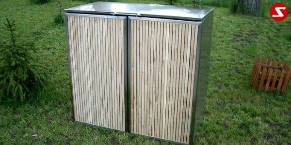 Moderne Müllboxen bestellen. Müllbox kaufen. Müllbox günstig. Müllbox günstig kaufen. Schlosserei. Schosser. Müllbox aus Stahl verzinkt kaufen. Müllbox online bestellen. Müllbox gute Preise. Müllbox Produktion nach Kundenwunsch und nach Maß. Müllkisten für Plastik Mülltonnen. Mist entsorgen. Schlosserei. Schlosser. Müllbox aus Edelstahl. Müllbox aus Stahl. Müllbox mit Glas. Müllbox mit Plastik. Müllbox mit Holz bestellen.Müllbox Nr. 2