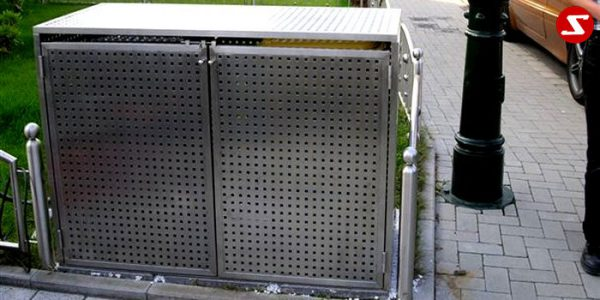 Moderne Müllboxen bestellen. Müllbox kaufen. Müllbox günstig. Müllbox günstig kaufen. Schlosserei. Schosser. Müllbox aus Stahl verzinkt kaufen. Müllbox online bestellen. Müllbox gute Preise. Müllbox Produktion nach Kundenwunsch und nach Maß. Müllkisten für Plastik Mülltonnen. Mist entsorgen. Schlosserei. Schlosser. Müllbox aus Edelstahl. Müllbox aus Stahl. Müllbox mit Glas. Müllbox mit Plastik. Müllbox mit Holz bestellen.Müllbox Nr. 4