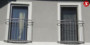 Französischer Balkon Nr. SS12