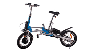 Stalmach E-Bike Blue