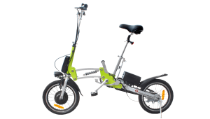 Stalmach E-bike Green