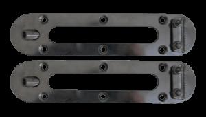 Stalmach Skibob Schnelverschlussplatten