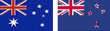 Flagge Australia